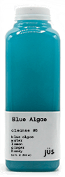 Blue Algae Water
